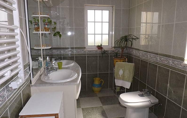 Villa Bathroom Algarve-Faro Loulé villa - Bathroom