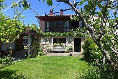Casa para 4/5 personas a 5 km de la playa Asturias
