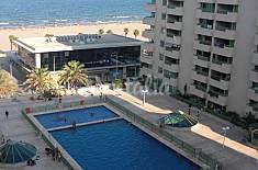 Apartamento para 4 personas en 1a línea de playa Valencia