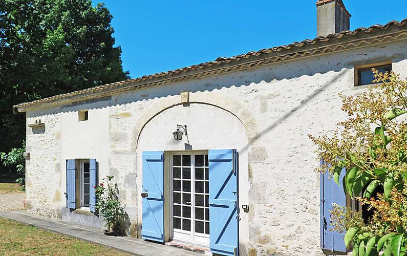 Maison pour 8 personnes en aquitaine saint antoine du for Maison en aquitaine