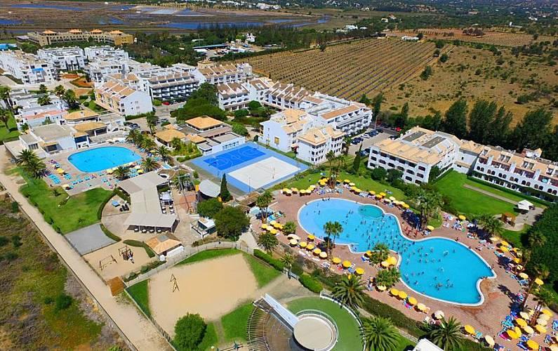 7970/AL Piscina Algarve-Faro Tavira Apartamento - Piscina