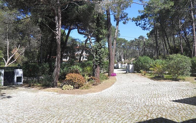 Moradia Exterior da casa Lisboa Sintra vivenda - Exterior da casa