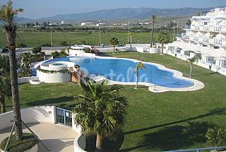 Atico duplex  urbanizacion gran piscina Cádiz