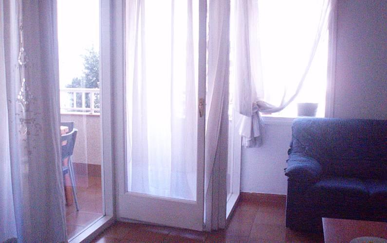 2 Sala Tarragona Alcanar Apartamento - Sala