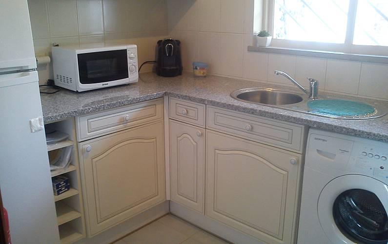 Dabrigida Cozinha Algarve-Faro Albufeira Apartamento - Cozinha