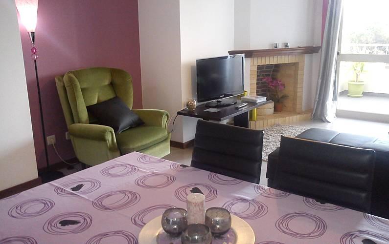 Dabrigida Sala Algarve-Faro Albufeira Apartamento - Sala