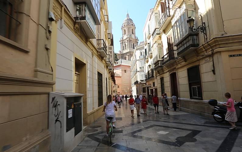 Splendid Environment Málaga Málaga villa - Environment
