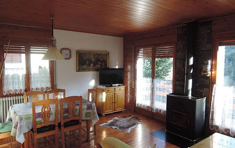 Casa Comedor Girona/Gerona Planoles casa - Comedor
