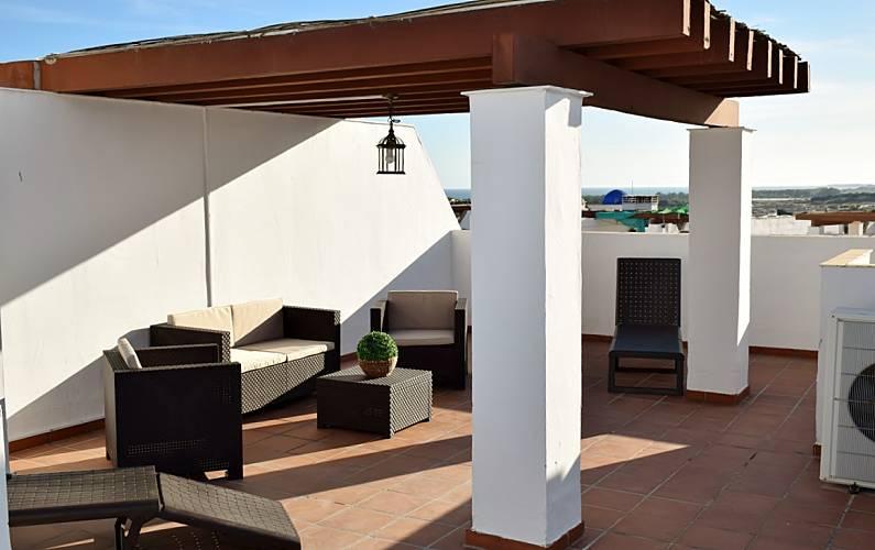 Relax, Terrace Huelva Isla Cristina Apartment - Terrace