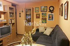 Apartamento en alquiler en 1a línea de playa Asturias