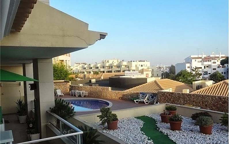 Apartment Outdoors Algarve-Faro Albufeira Apartment - Outdoors
