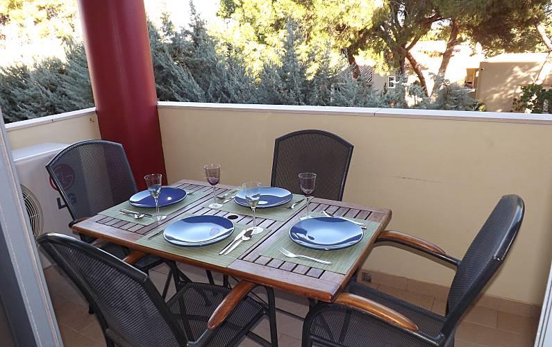 Apartment Terrace Algarve-Faro Albufeira Apartment - Terrace