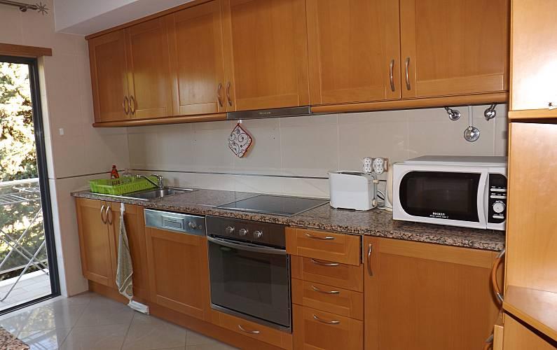 Apartment Kitchen Algarve-Faro Albufeira Apartment - Kitchen