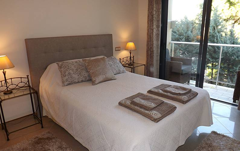 Apartment for 4 persons, 500m from the beach Algarve-Faro - Bedroom