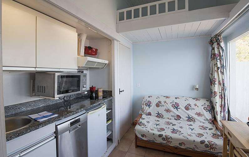 Apartamento Cozinha Girona Begur Apartamento - Cozinha