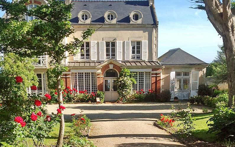 Espectacular casa vistas al mar Calvados -