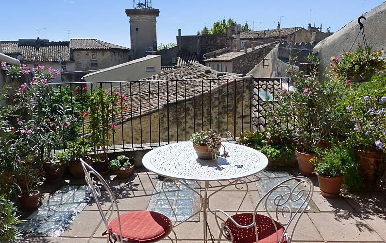 Espectacular casa con terraza Bouches-du-Rhône -