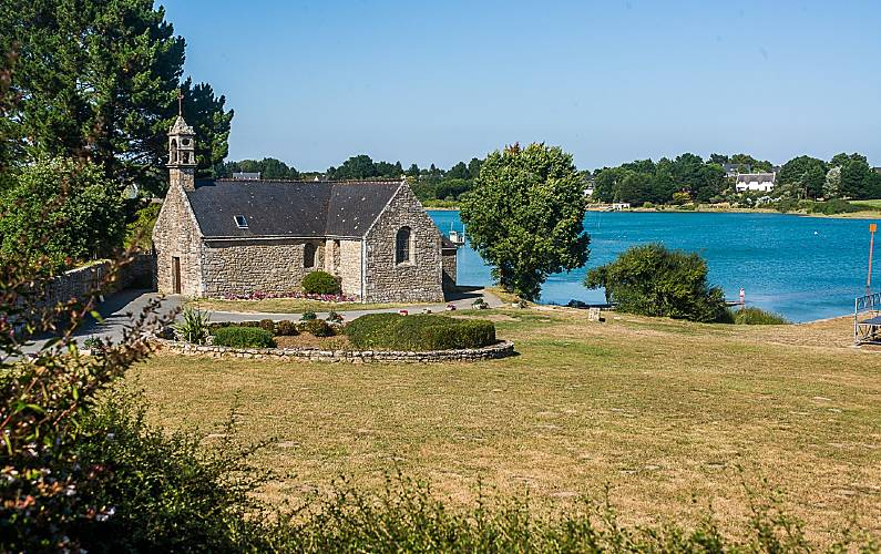 Spacious Morbihan Saint-Philibert House -