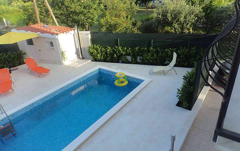 Beautiful apt with pool access Split-Dalmatia -