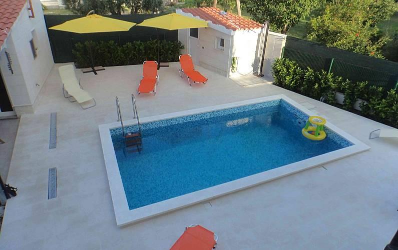 Beautiful Split-Dalmatia Kaštela Apartment -