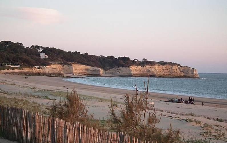Bonito Charante-Marítimo Saint-Georges-de-Didonne Apartamento -