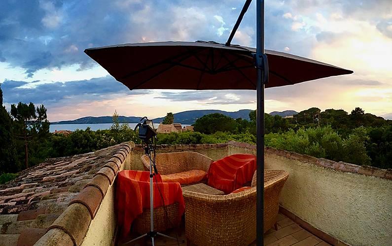 Meravigliosa villa con vista mare Corsica del Sud -