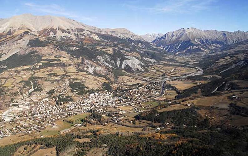 House - 6 km from the slopes Alpes-de-Haute-Provence -