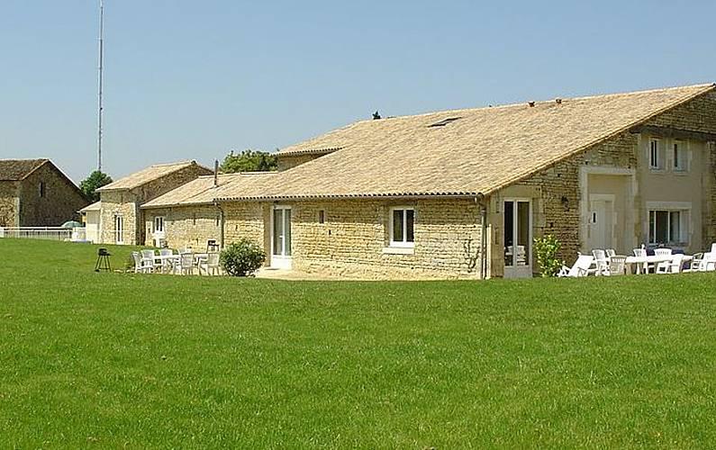 Casa Deux-Sèvres Saint-Vincent-la-Châtre Casa rural -