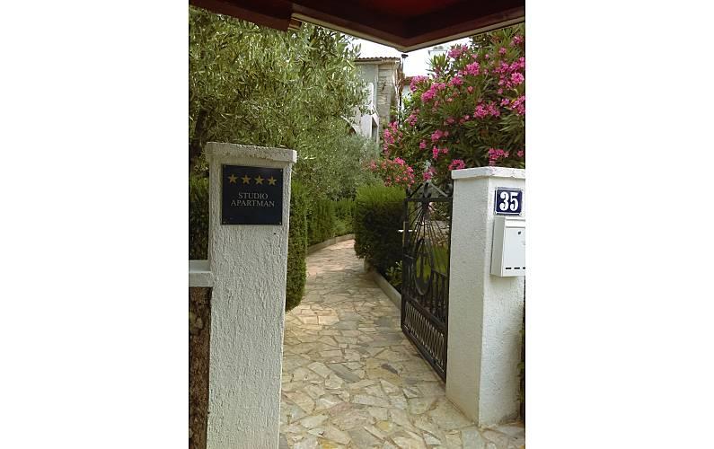 Nice house near the beach & terrace Primorje-Gorski Kotar -