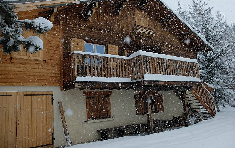 Chalet - 400 m from the slopes Hautes-Alpes -