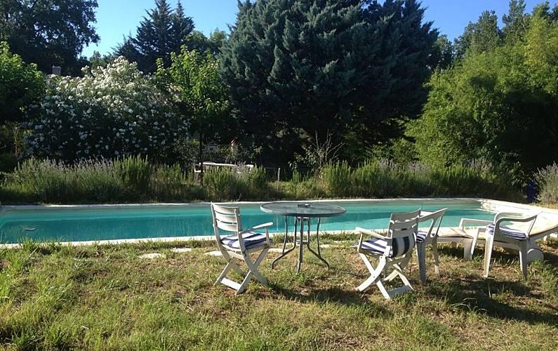Bonita casa con acceso piscina Var -
