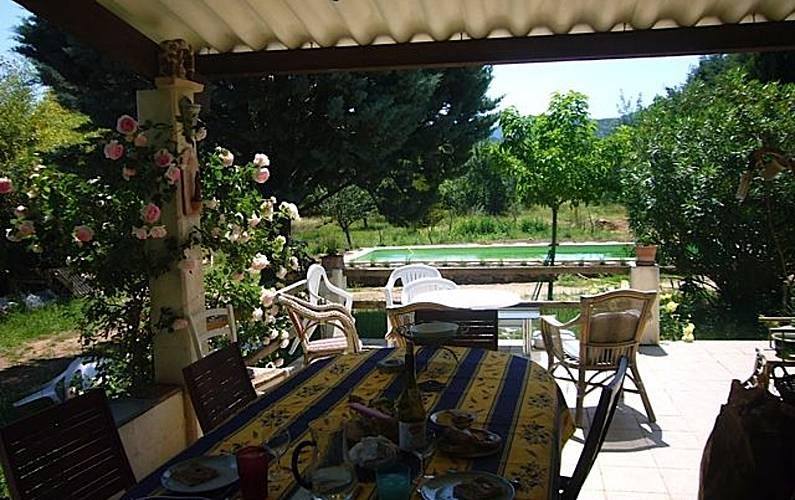 Bonita Var Gonfaron Casa en entorno rural -
