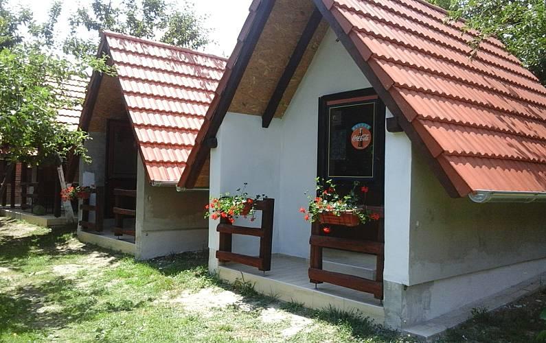 Bonito bungaló con jardín & terraza Sisak-Moslavina -