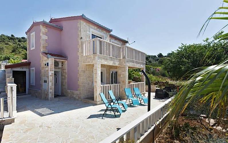 Bonita casa vistas al mar & terraza Split-Dalmacia -