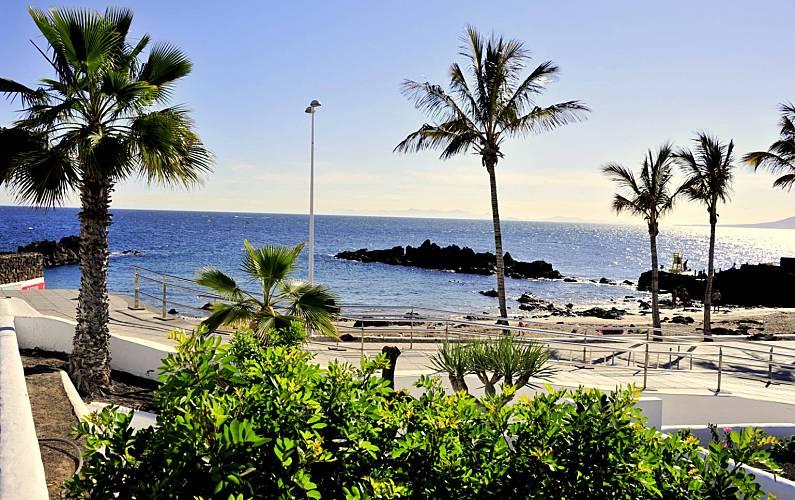 Vista Actividades cercanas Lanzarote Tías Apartamento - Actividades cercanas