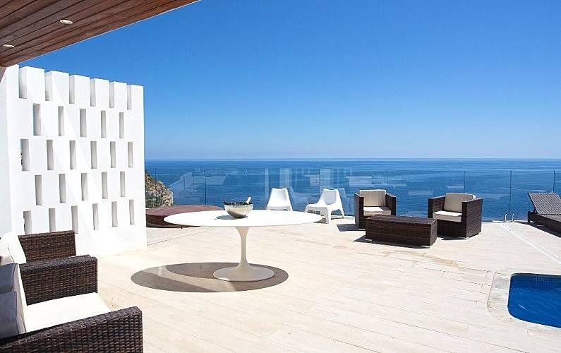 Casa para 10 personas en javea xabia balcon al mar for Casa moderna javea