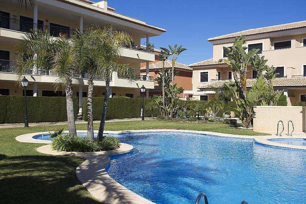 Apartamento en alquiler en arenal arenal j vea x bia - Alquiler apartamentos en javea ...