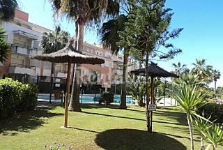 Apartamento con jardin propio a 200 m de la playa Cádiz