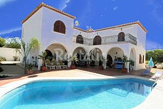 Villa for 10 people 10 km from the beach Alicante