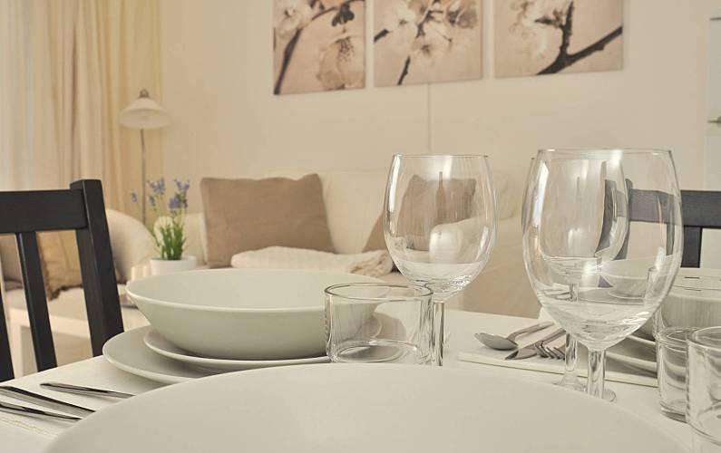 Vista Comedor Lanzarote Tías Apartamento - Comedor