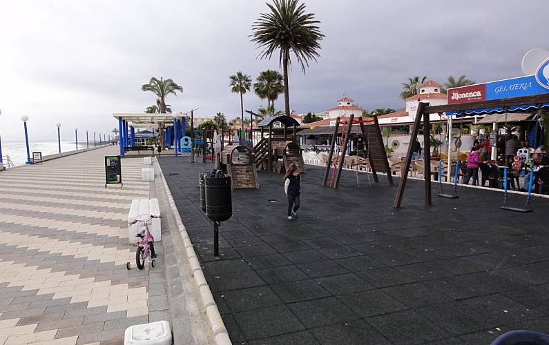 Very Environment Málaga Torrox Apartment - Environment