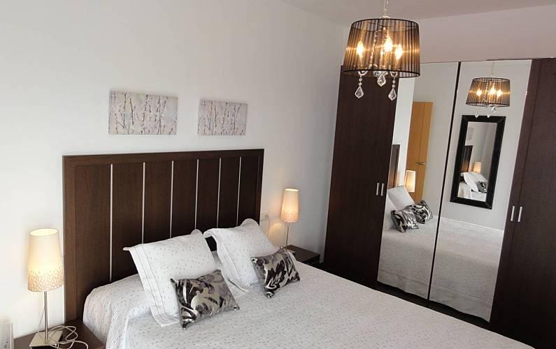 Very Bedroom Málaga Torrox Apartment - Bedroom