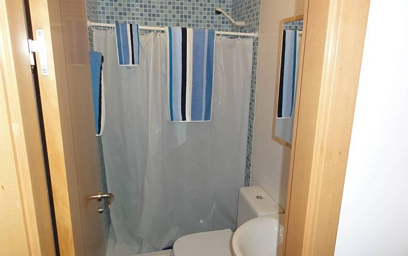 Very Bathroom Málaga Torrox Apartment - Bathroom