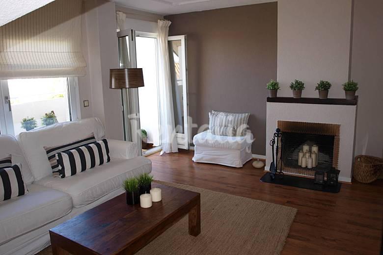 Apartamento en alquiler a 100 m de la playa mogro - Decoracion apartamentos de playa ...