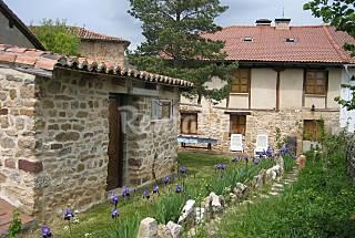 Casa de 4 habitaciones con jardín privado Palencia