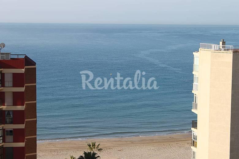 Calpe Vistas desde la casa Alicante Calpe/Calp Apartamento
