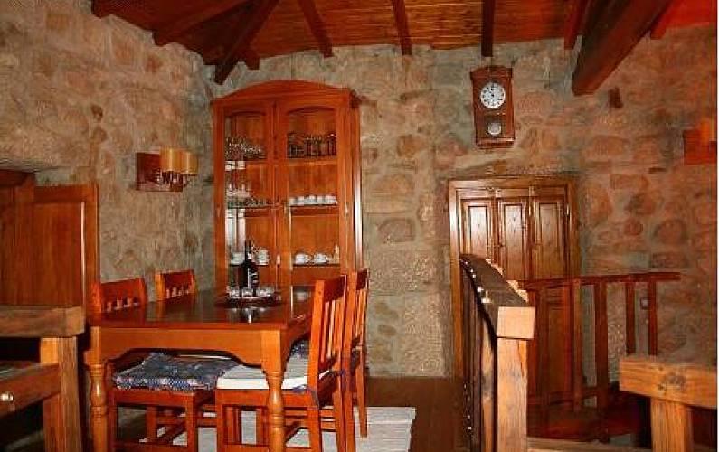 Casa Sala de Jantar Braga Amares Casa rural - Sala de Jantar