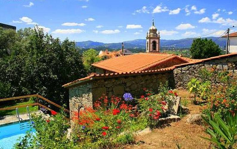 Casa para 8 pessoas c/ piscina e jardim privados Braga - Vistas da casa