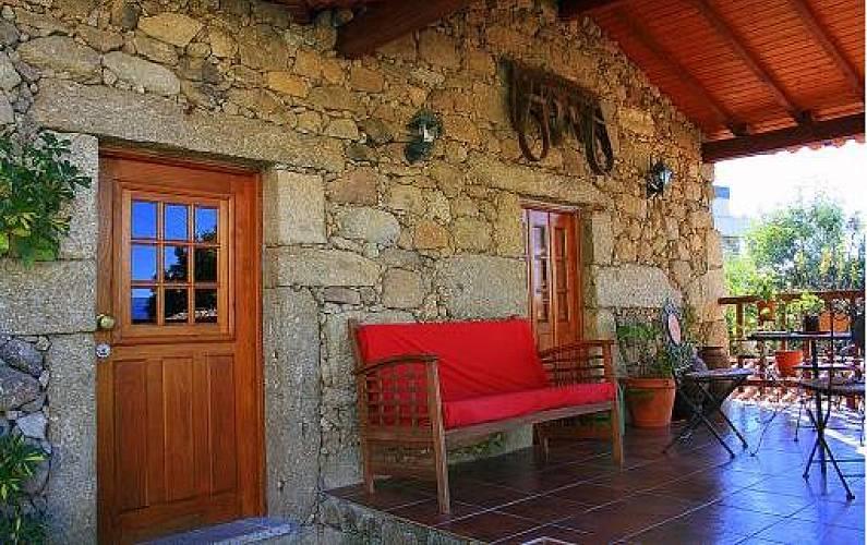 Casa Terraço Braga Amares Casa rural - Terraço