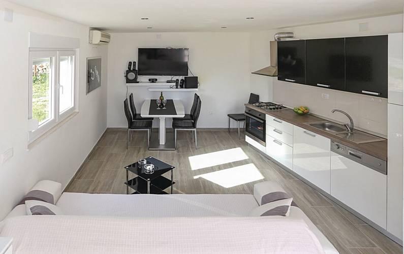Nice Split-Dalmatia Solin House -